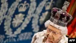Королева Великобритании Елизавета II.