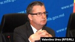 Dirk Schuebel la Chișinău
