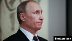 Володимир Путін (©Shutterstock)