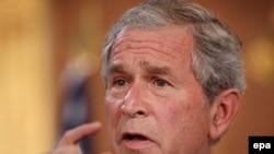 جرج بوش، رييس جمهوری آمريکا، EPA