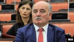 Државниот јавен обвинител Марко Зврлевски