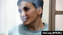 Նադեժդա Սավչենկոն դատարանում, արխիվ