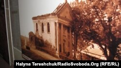 Фотографія Йоланти Стопки, Львів, 5 грудня 2011 року