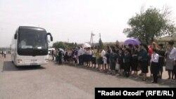 Автобусное сообщение между Ташкентом и Худжандом возобновлено