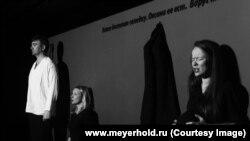 """Спектакль режиссера Виктора Рыжакова """"Саша, вынеси мусор"""" по пьесе Натальи Ворожбит"""