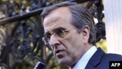 Грекияның жаңа премьер-министрі Антонис Самарас.