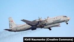 Про зникнення військового літака-розвідника Іл-20 зі 14 військовими на борту вранці 18 вересня повідомило Міністерство оборони Росії