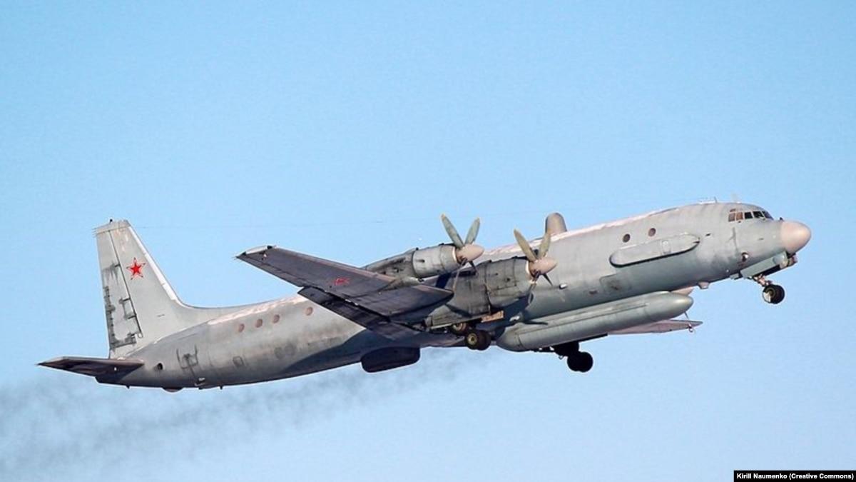 Шойгу раскрыл детали последнего полета Ил-20