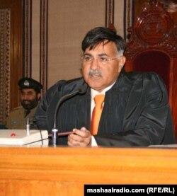 د بلوچستان اسمبلۍ سپیکر اسلم بوتاني