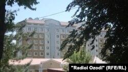 Сафорати Русия дар Душанбе