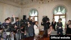 Залы Дома журналиста на Никитском бульваре скоро могут стать недоступными