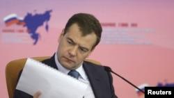 Дмитрий Медведев в поездке по Дальнему Востоку, Хабаровск, 2 июля 2010 г