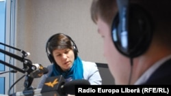 Andrei Deviatkov intervievat de Liliana Barbăroșie