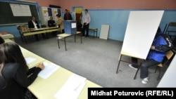 Glasanje na prošlim lokalnim izborima u BiH 2012. godine