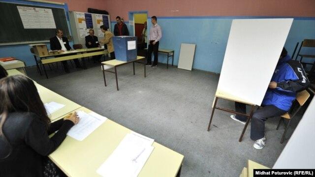 Glasanje na jednim od izbora u BiH