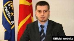 Иво Котевски, помошник министер за внатрешни работи.