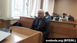 Анатоль Булгак на судзе