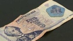 Transnistria în așteptarea prăbușirii rublei