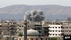 Восточный район Дамаска.