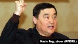 """""""Журналистер қатерде"""" қорының президенті Рамазан Есіргепов."""