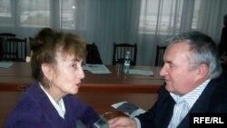 Сурия Гайнуллина белән интервью