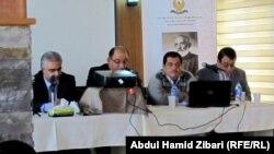 مشهد من حلقة دور السريان في الثقافة العراقية