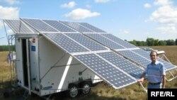На Украине тоже делаются первые шаги к использованию солнечной энергии
