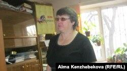 Елена Гаврина, начальник отдела управления жилья и жилищной инспекции города Алматы.