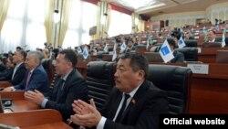 Жогорку Кеңеш, 28-апрель