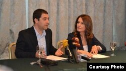 Центар за граѓански комуникации, Герман Филков и Сабина Факиќ