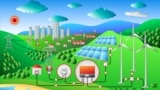 Renewable Energy-Environment-Concept-Collage