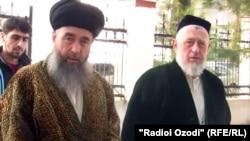 Эшони Нуриддинҷон ва Ҳоҷӣ Акбар Тӯраҷонзода