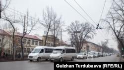 Бишкек. 12-февраль, 2019-жыл.