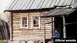 """""""Башкорт үз йорты янында"""" М.Прокудин-Горский фотосы, 1909—1915"""