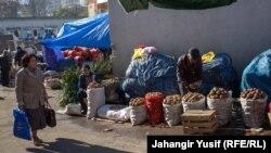 Bazar. Foto arxiv