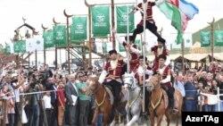 Gədəbəy rayonunda Milli Yayla Festivalı, 26 iyul 2019