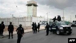 Policia federale në Meksikë
