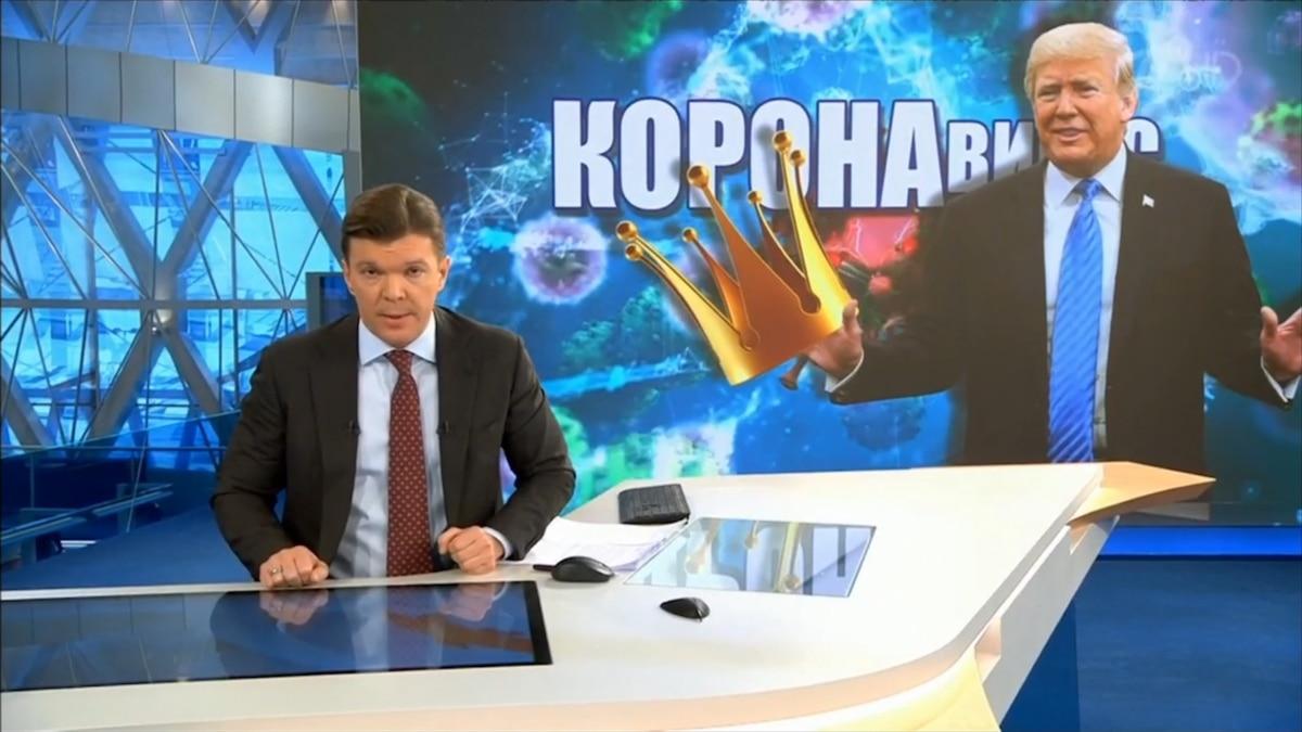 В ЕС подозревают российские СМИ в распространении дезинформации о коронавирус