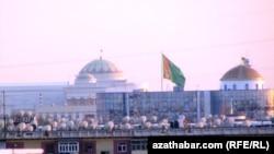 Aşqabad.