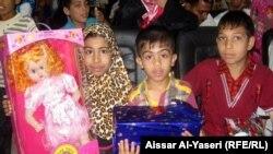 أطفال مصابون بالثلاسيميا