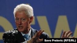 Ish presidenti amerikan Bill Klinton