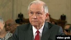 Джефф Сешнс, АҚШ бас прокуроры.