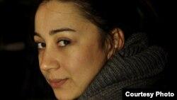 """Активист во студентското движење """"Слободен Индекс"""", Радмила Ванковска"""