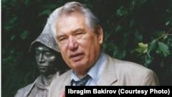 Народный писатель Кыргызстана Чингиз Айтматов.