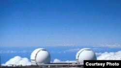 Телескоп Кека.