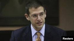 Acting U.S. Undersecretary for Terrorism and Financial Intelligence Adam Szubin (file photo)