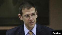 Глава отдела по санкциям министерства финансов США Адам Шубин.