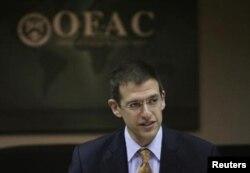 Адам Шубин, и.о. заместителя министра финансов США, заявивший о причастности Владимира Путина к коррупции