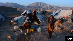 بیش از ۳هزار خانواده در اثر درگیریها در کندز بیجا شدهاند
