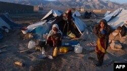 ارشیف، افغان کډوال